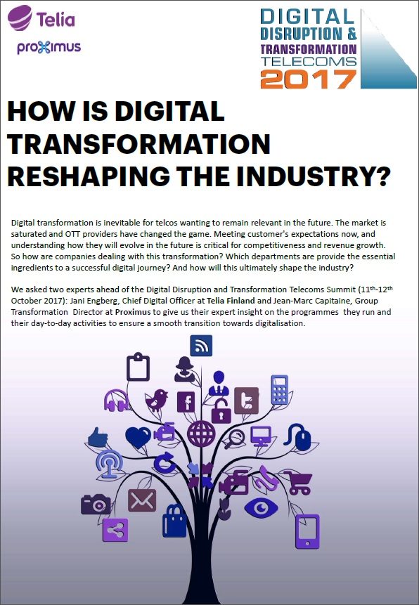 How is digital transformation reshaping the industry?