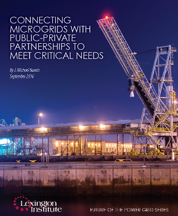 Connecting Microgrids With Public-Private Partnerships