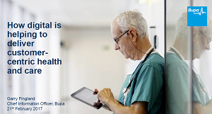 How digital is helping to deliver customer-centric health and care