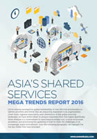 Asia's Shared Services Mega Trends Report 2016