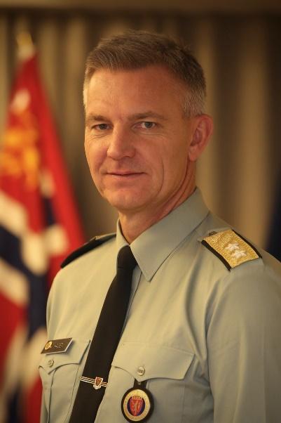 Major General Odd-Harald Hagen