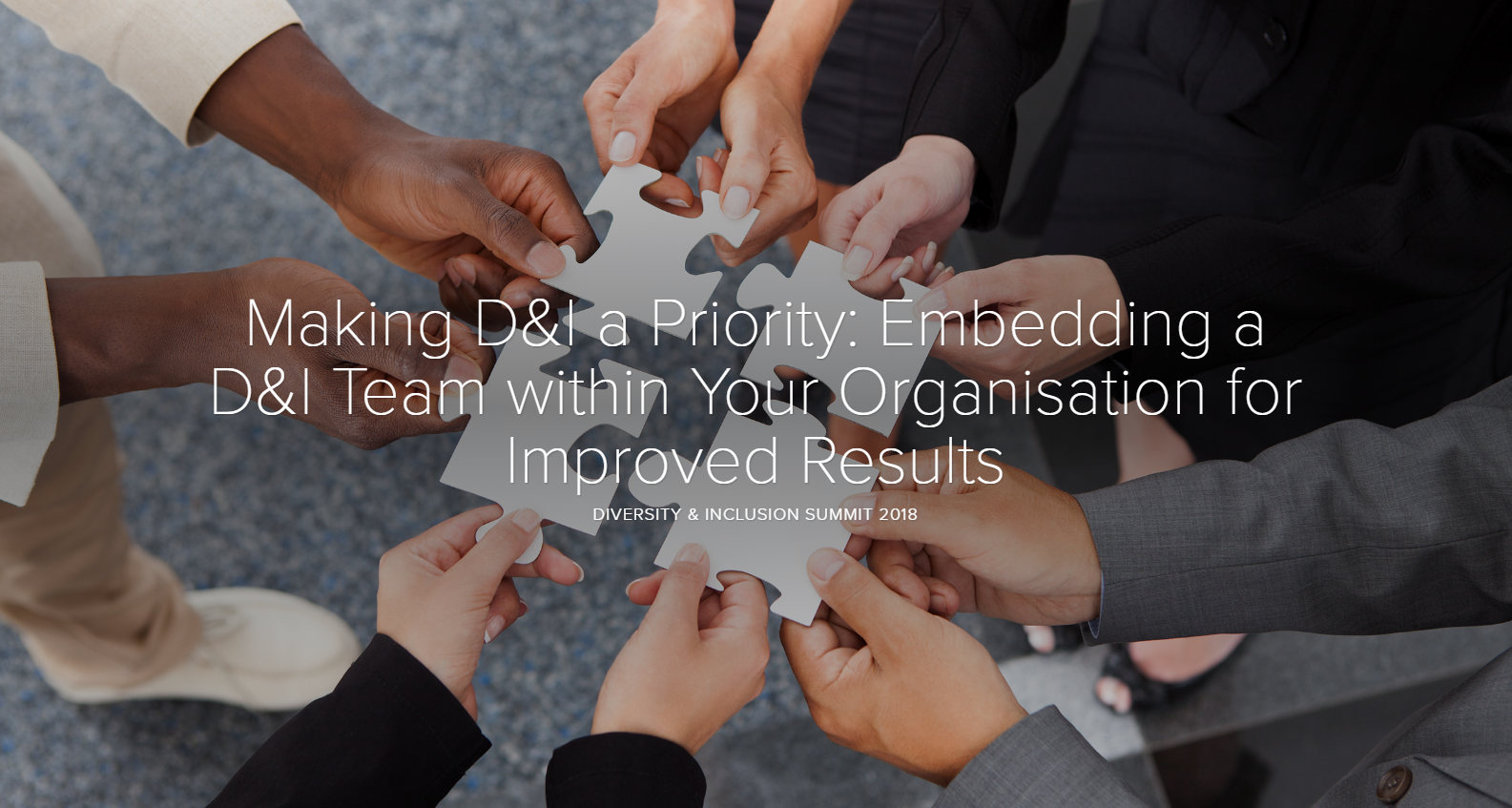 Making D&I a Priority: Embedding a D&I Team within Your Organisation for Improved Results