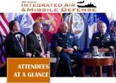 Attendee Snapshot | Integrated Air and Missile Defense 2017
