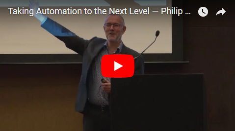 Analyst Presentation: Intelligent RPA - Taking Automation to the Next Level