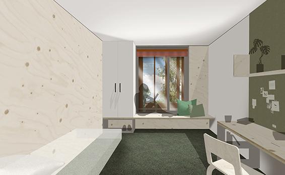 Monash University reveals plans for Passive House accommodation