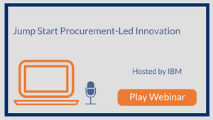 Jump Start Procurement-Led Innovation