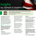 Insights into Telehealth & Transplant Advancements