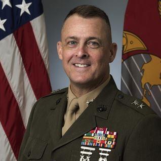 Major General Michael Groen