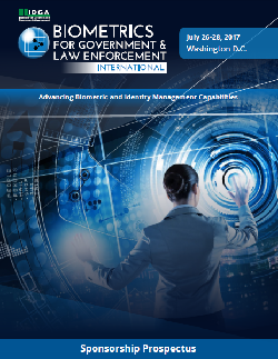 Biometrics for Government and Law Enforcement International Sponsorship Prospectus