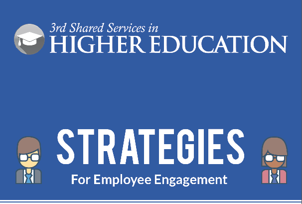 Strategies for Employee Engagement: SSO Higher Education Edition