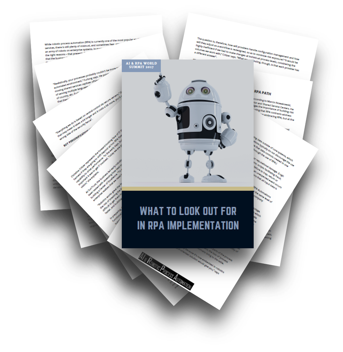What to look out for in RPA implementation