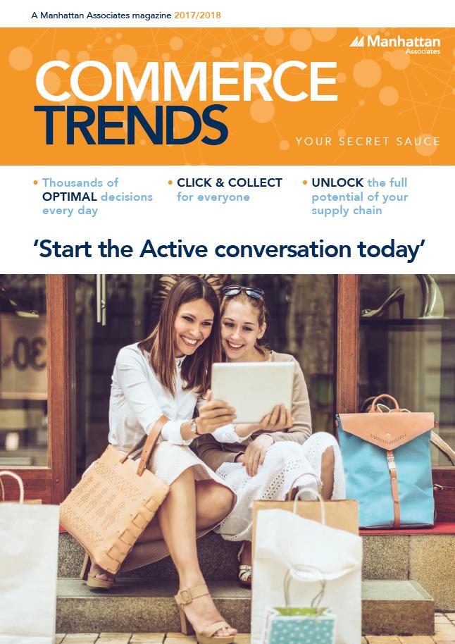 Manhattan Associates Magazine - Commerce Trends
