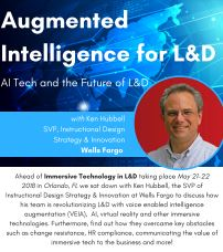 Augmented Intelligence for L&D: Immersive Tech and the Future of L&D