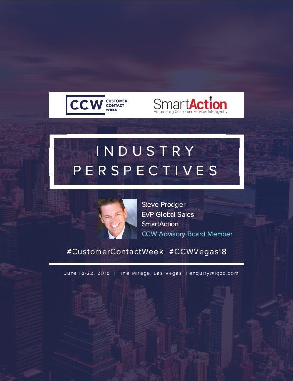 Industry Perspectives: SmartAction