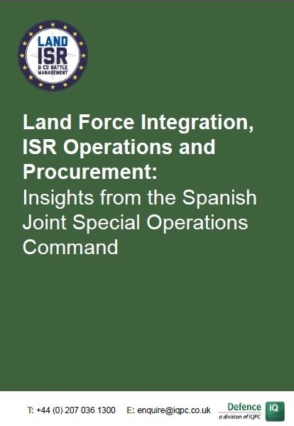 Land Force Integration, ISR Operations and Procurement: Insights from the Spanish Joint Special Operations Command