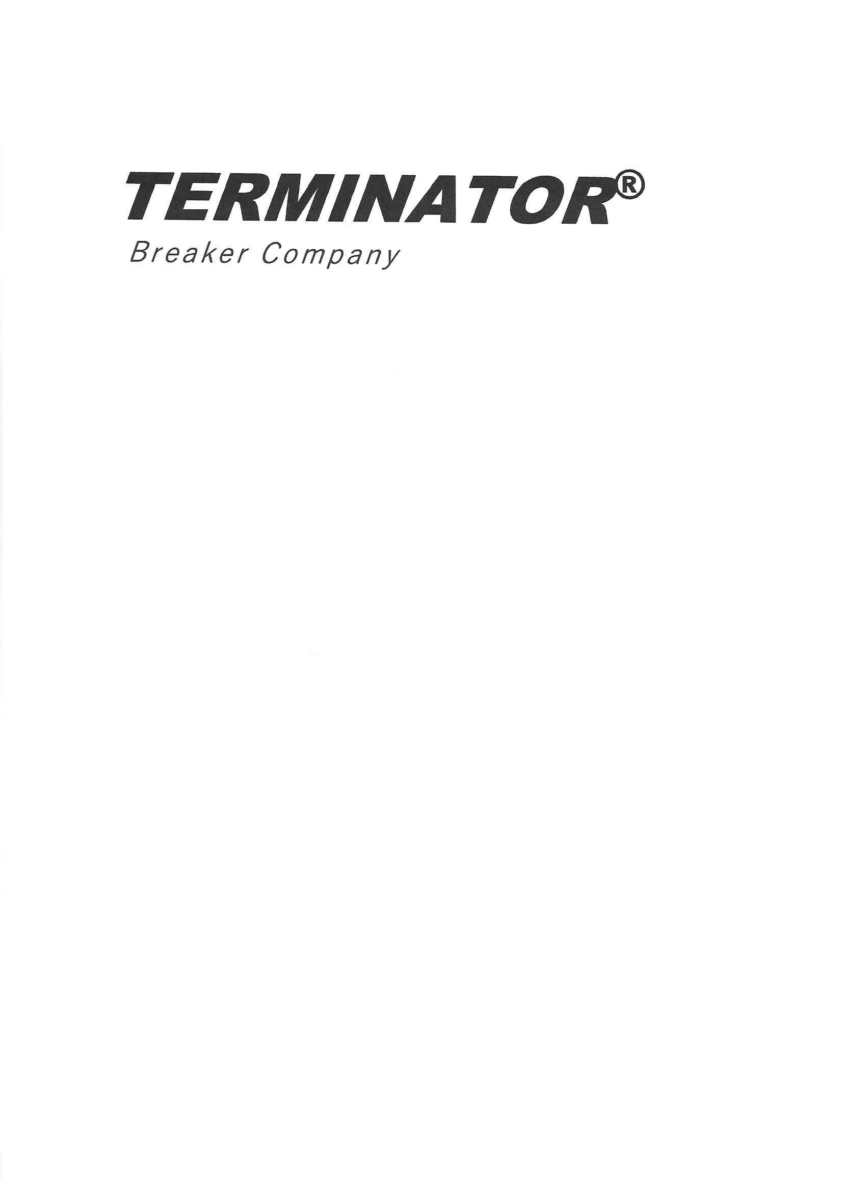 Terminator Breaker