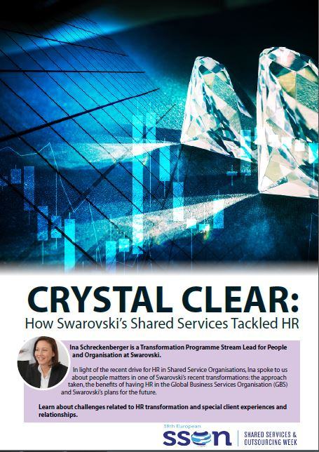 CRYSTAL CLEAR: How Swarovski's Shared Services Tackled HR