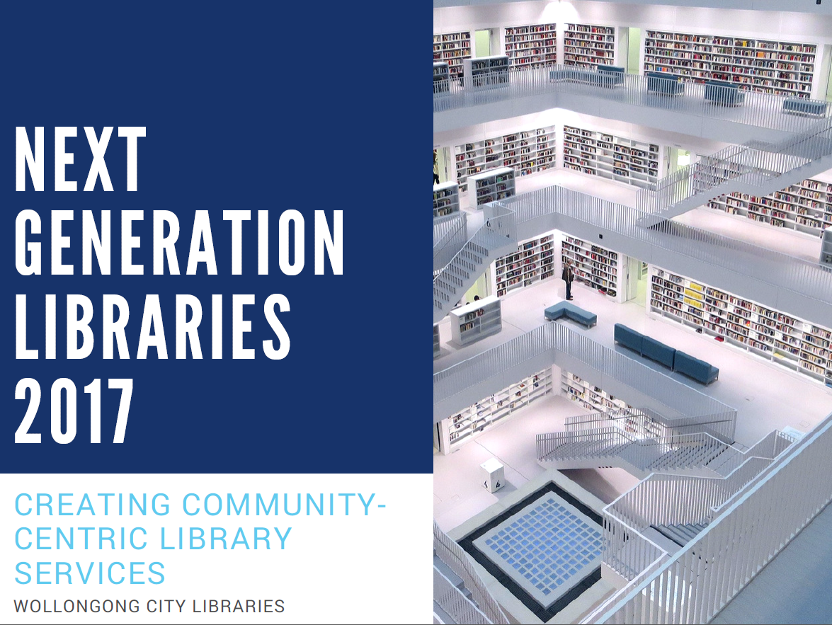 Creating Community-Centric Library Services