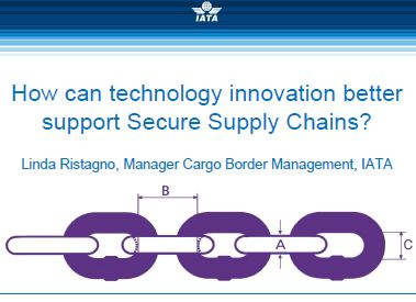 How can technology innovation better support Secure Supply Chains?