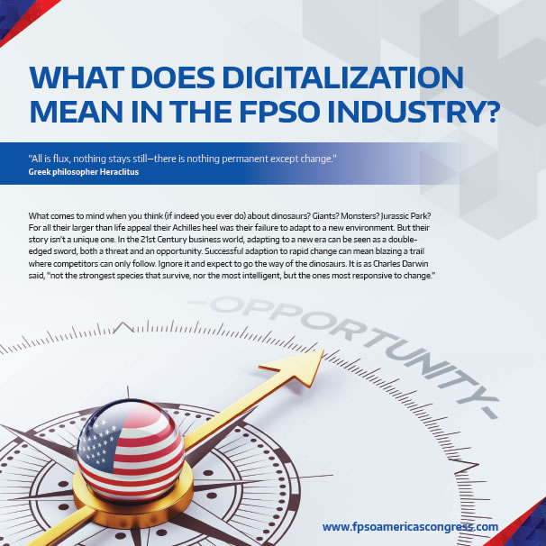 What does Digitalization Mean in the FPSO Industry?