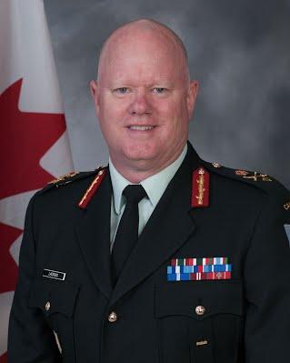 Brigadier General Stephen Lacroix