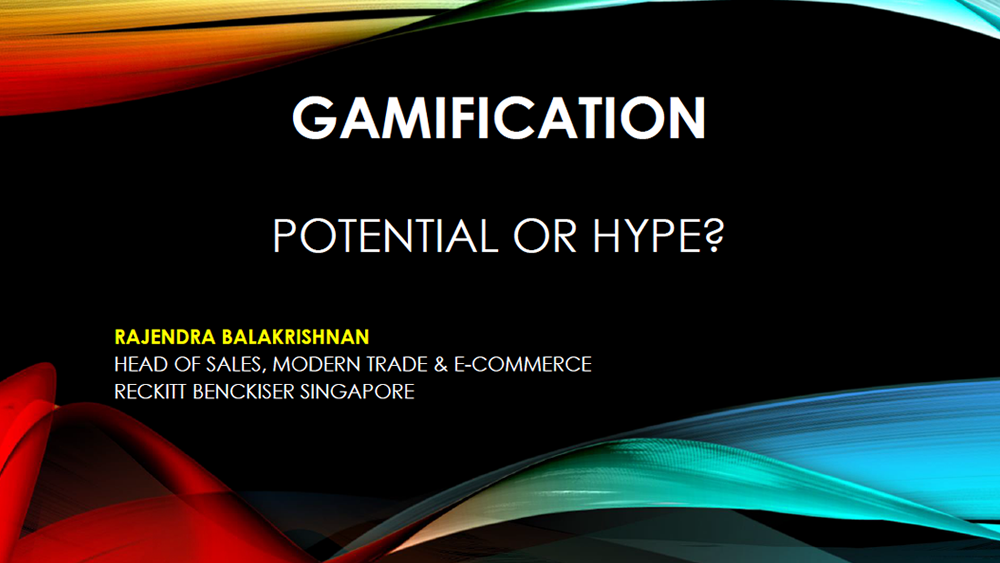 Gamification - Potential or hype?