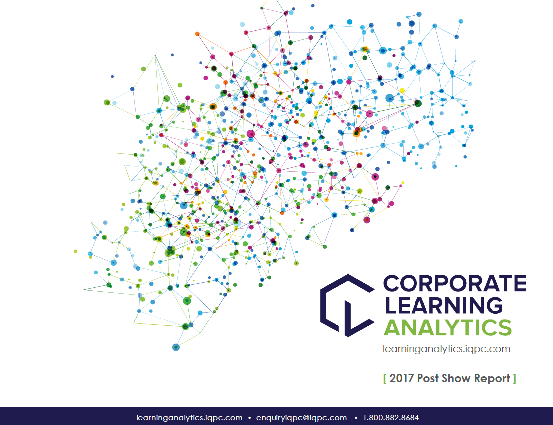 2017 Corporate Learning Analytics Post Show Report