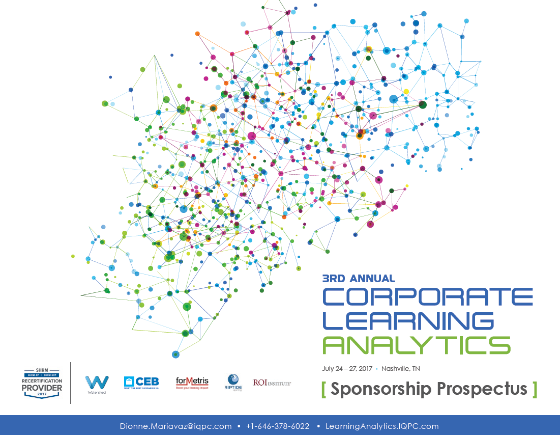 Corporate Learning Prospectus