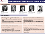 Regulatory/Compliance at Global Forum Canada