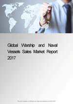 Global Warship and Naval Vessels Sales Market Report 2017