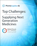 Top Challenges Report: Supplying Next Generation Medicines