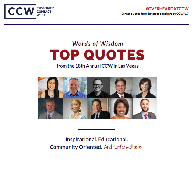 Top Quotes From CCW Vegas