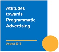 Attitudes Towards Programmatic Advertising