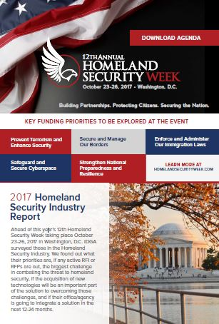 2017 Homeland Security Sector Report