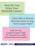 Your Shared Services Career Path
