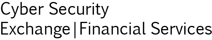 2018 Cyber Security for Financial Services Agenda