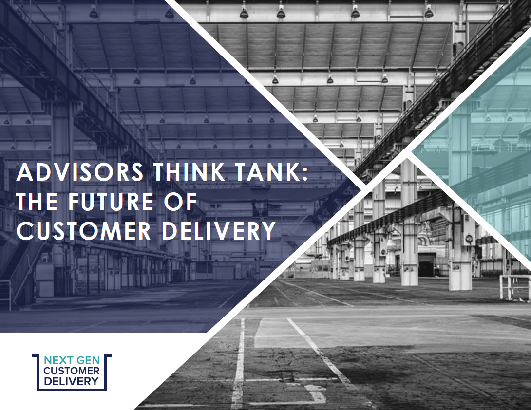 The Future of Customer Delivery Think Tanks