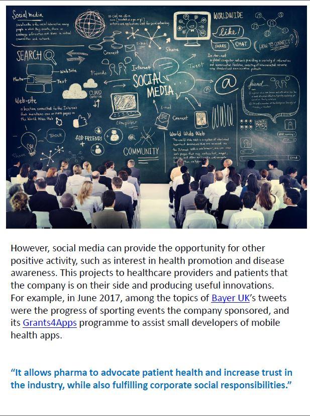 Social Media: Pharma's Golden Opportunity