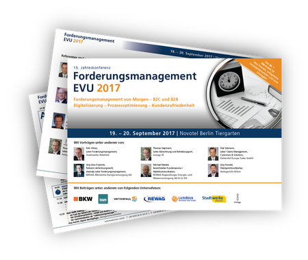 Forderungsmanagement EVU Agenda