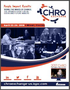 2018 CHRO Exchange  Agenda