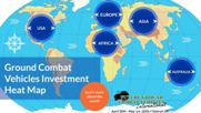 2018 Ground Combat Vehicles Investment Global Heat Map