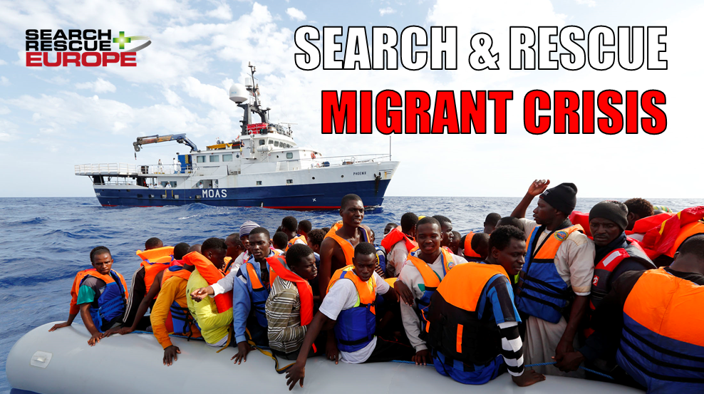 [VIDEO] Search and Rescue: The Mediterranean Refugee Crisis