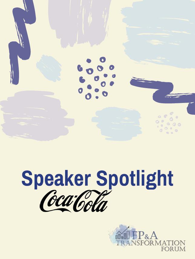 Speaker Spotlight: Coca-Cola