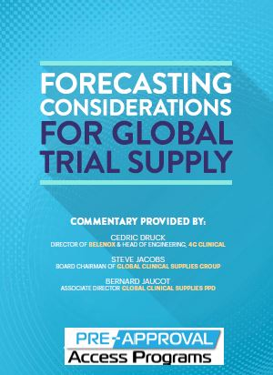 Forecasting Global Supply Chain