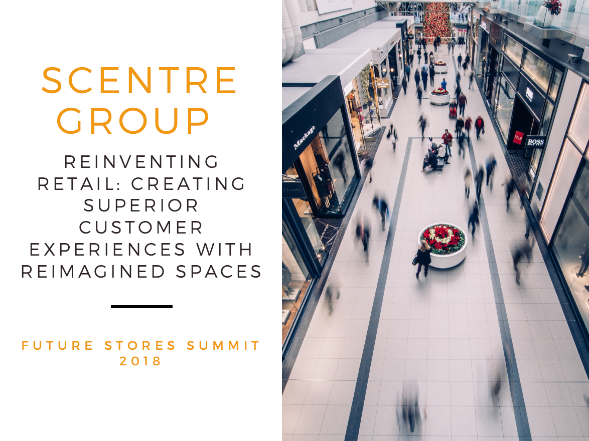 Reinventing Retail: Creating Superior Customer Experiences with Reimagined Spaces