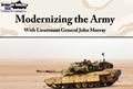 Modernizing the Army With Lieutenant General John Murray