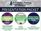 2018 Innovative Seating Presentation Packet
