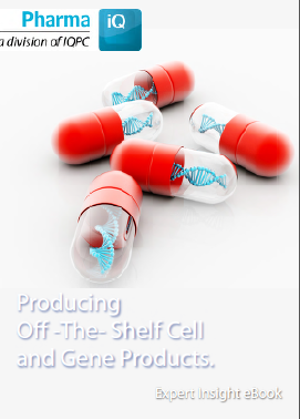 Producing Off-The-Shelf Cell and Gene Products