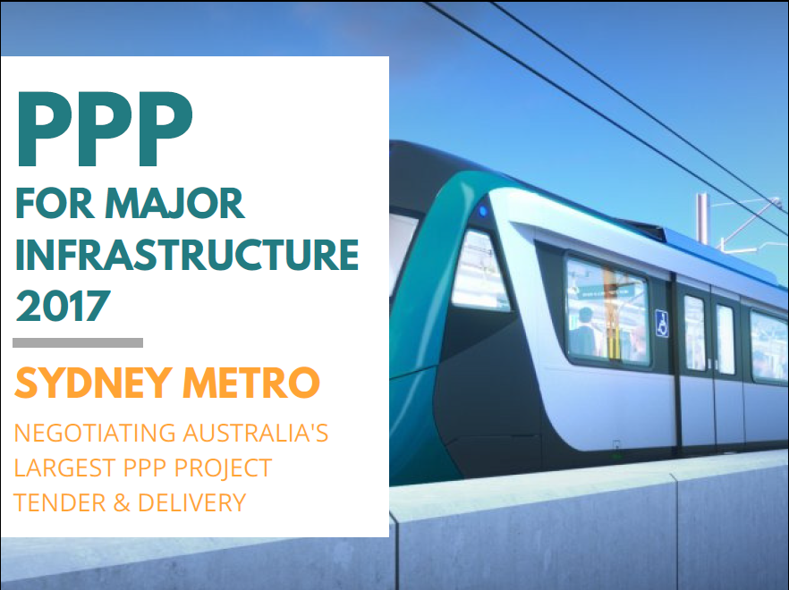 Negotiating Australia's Largest PPP Project Tender & Delivery