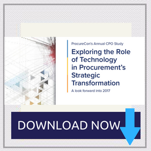 Exploring the Role of Technology in Procurement's Strategic Transformation